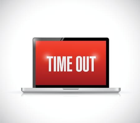 "There is no ""time-out"" button in a divorce case"