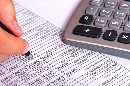 Fill out your financial statements thoroughly
