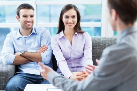 Is it wise to bring another person to an initial consultation?
