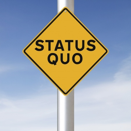 Maintaining the status quo during divorce