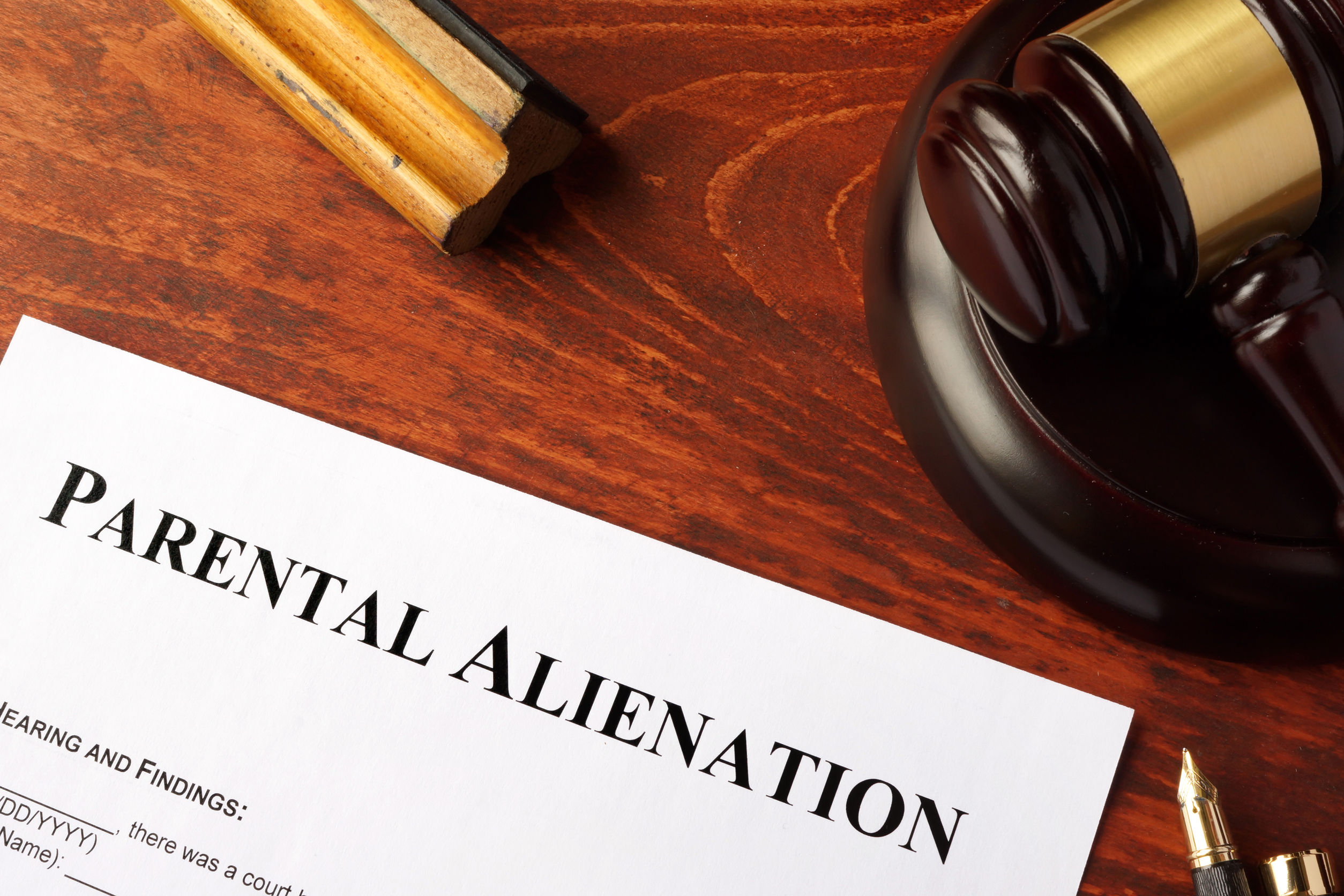 How to Prove parental alienation
