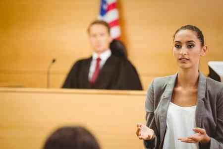 How does a divorce trial work?