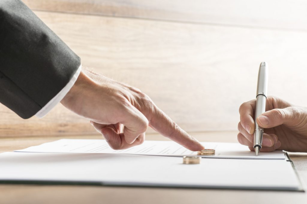 Prenuptial Agreements Require Both Parties To Have Separate Counsel