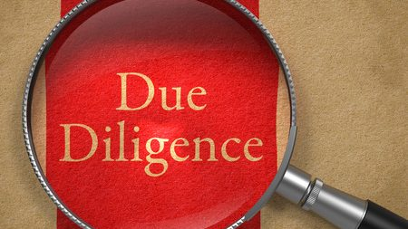 Does diligence detract from a ​settlement?